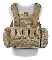 Tasmanian Tiger Chest Rig MKII M4 MC - разгрузочный жилет (TT 7161.394)
