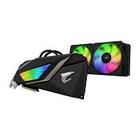 Відеокарта Gigabyte GeForce RTX 2080 Ti XTREME WATERFORCE 11G AORUS (GV-N208TAORUSX W-11GC)