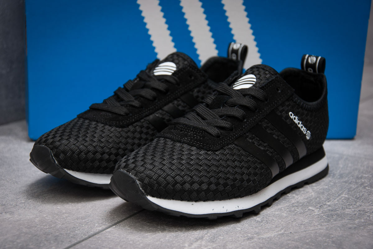 Кроссовки женские Adidas Lite, черные (13411) размеры в наличии ► [  40 (последняя пара)  ]