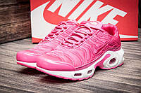Кроссовки женские Nike Air Max Tn plus, розовые (2550-3) размеры в наличии ► [  36 (последняя пара)  ], фото 1