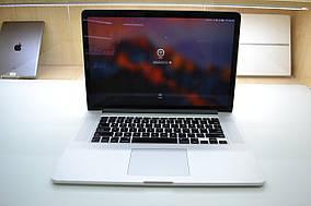 """Ноутбук Apple Macbook Pro 15.6""""Mid-2015A1398 i7-4770HQ 2.20GHz 16GB RAM256GB SSD Оригинал!"""