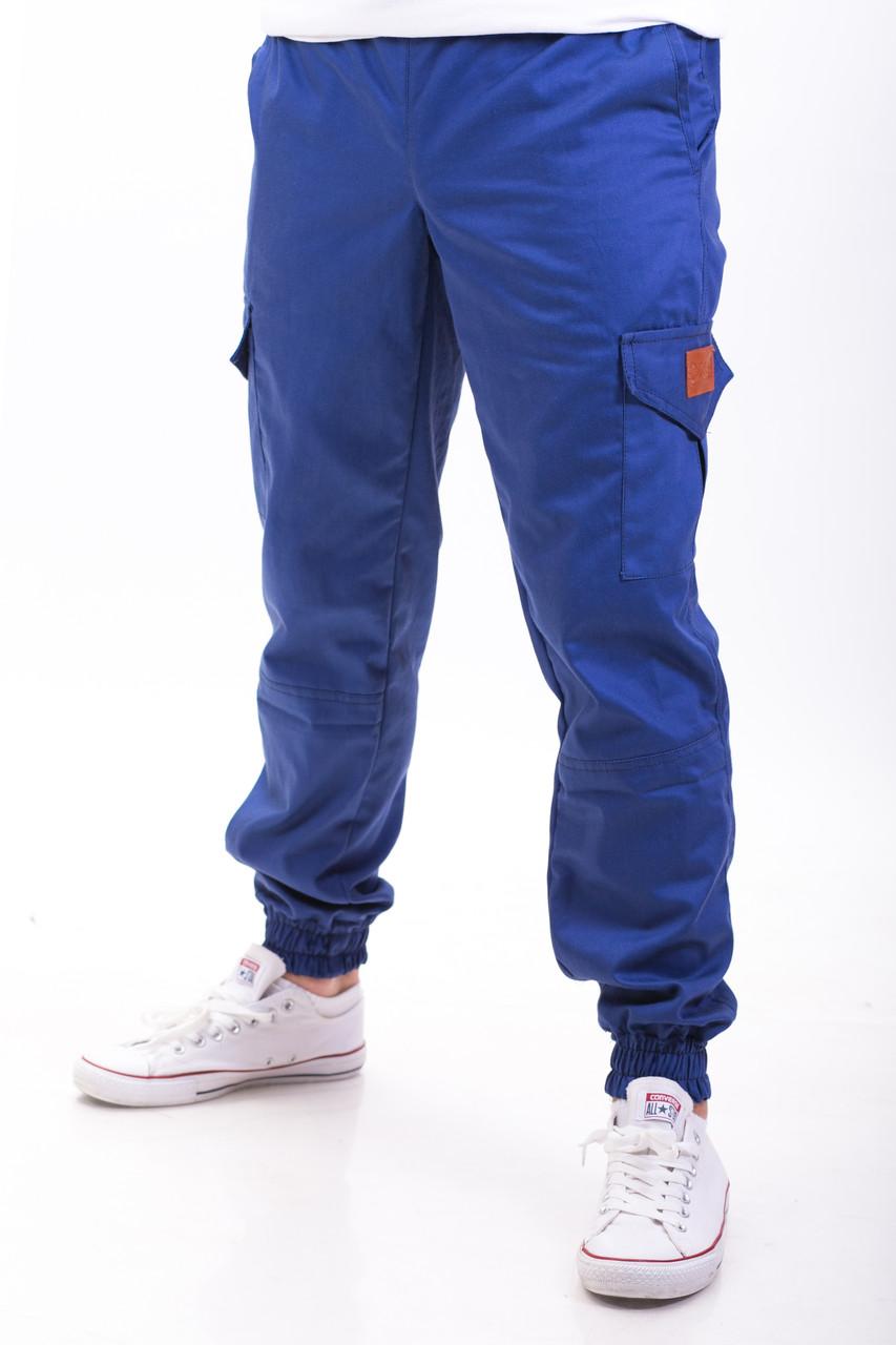 Штаны Feel&Fly Cargo Blue, магазин одежды