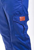 Штаны Feel&Fly Cargo Blue, магазин одежды, фото 2