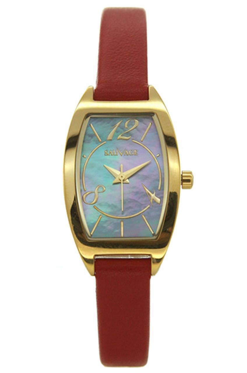 Женские часы Sauvage -SV00770G RD Коричневый