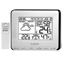 Метеостанция для дома La Crosse WS6818-White/Black с выносным датчиком