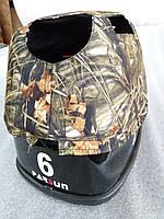 Чехол на капот лодочного мотора  PARSUN 6 (4-x) камуфляж, фото 1