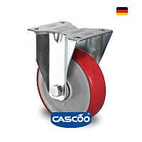 Колесо неповоротное с шариковым подшипником 125 мм, полиамид/полиуретан (Германия)