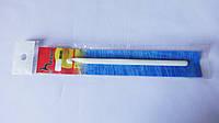 Крючок  для вязания № 6 пластмассовый
