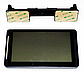 Автомобильный GPS навигатор android 708 (1 ОЗУ/16 ПЗУ)   автонавигатор, фото 4