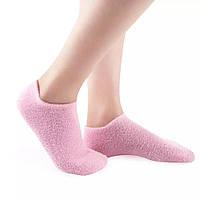 Носочки для SPA процедур. Розовые, фото 1
