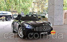 Детский электромобиль M 3905 EBLR Mercedes-Benz Gtr 2019
