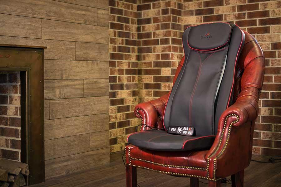 Массажная накидка для кресла Quattromed 5 Braintronics