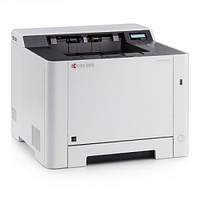 Принтер лазерний кольоровий Kyocera ECOSYS P5021cdw, фото 1