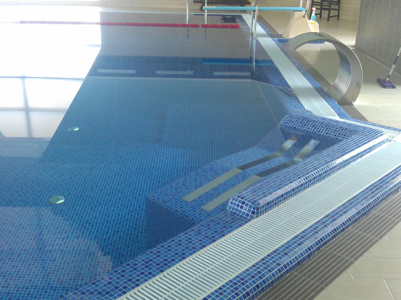 Присоединительный комплект для аэромассажного лежака на 1 место Fitstar