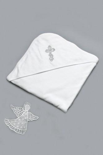 Крыжма махровая для крещения 100% хлопок