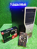 Игровой Dell precision 390 Intel 4 ядра Q6600 2.4, 8 ГБ ОЗУ, 320 Гб HDD, RX550 4GB GDDR5! Полностью настроен!, фото 2