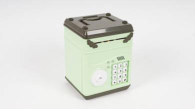 Игрушка - копилка детский банкомат 778A. Принимает купюры. Музыка и свет.