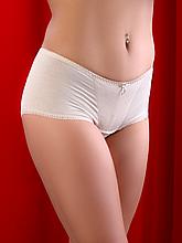 Трусики женские Diorella 60277, цвет Бежевый, размер M
