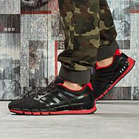 Кроссовки мужские Adidas Climacool, черные (16085) размеры в наличии ► [  45 (последняя пара)  ], фото 1