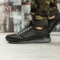Кроссовки мужские  BaaS Sport, черные (10141) размеры в наличии ► [  41 43 44 46  ], фото 1