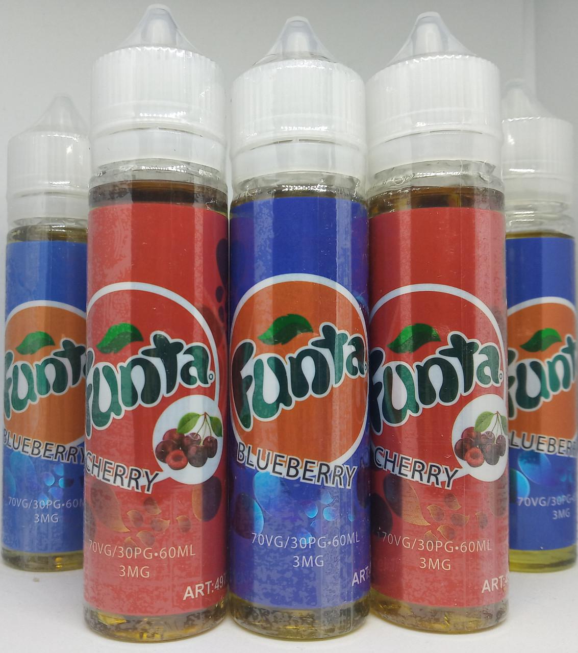 Премиум жидкость для парения Fanta 60ml