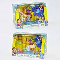 """Набор теста для лепки """"Пони"""" SM 8017 (12) 12 цветов теста, аксессуары, в коробке"""