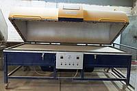 Мембранно-вакуумный пресс Columbus Vacuform-K бу 2006г. с высокой камерой