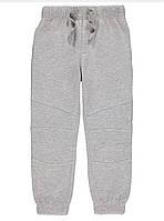Серые спортивные штаны с начесом George (Англия) р.134, 140см., фото 1