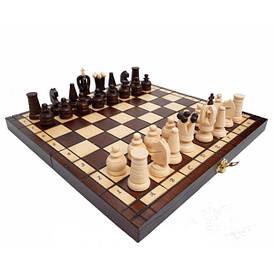 Дерев'яні шахи ручної роботи