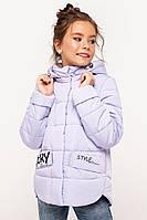 Робби2 ЭК Куртка детская М - св.сирень точка №6