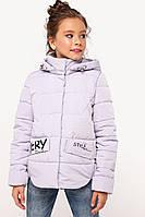 Робби2 ЭК Куртка детская М - сирень точка №3