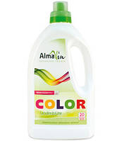 Бесфосфатный жидкий стиральный порошок COLOR AlmaWin, 1,5 л