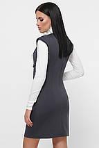 Женское трикотажное платье без рукавов (Latina fup), фото 2