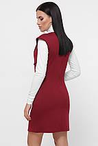 Женское трикотажное платье без рукавов (Latina fup), фото 3