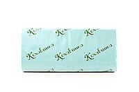 Рушники кохавинка Z формату 170шт Зелені (4820032450323)