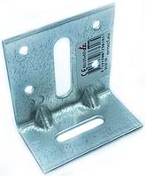 Уголок регулируемый 60х35х60х2.0 мм. с ребром жесткости ArrasCF