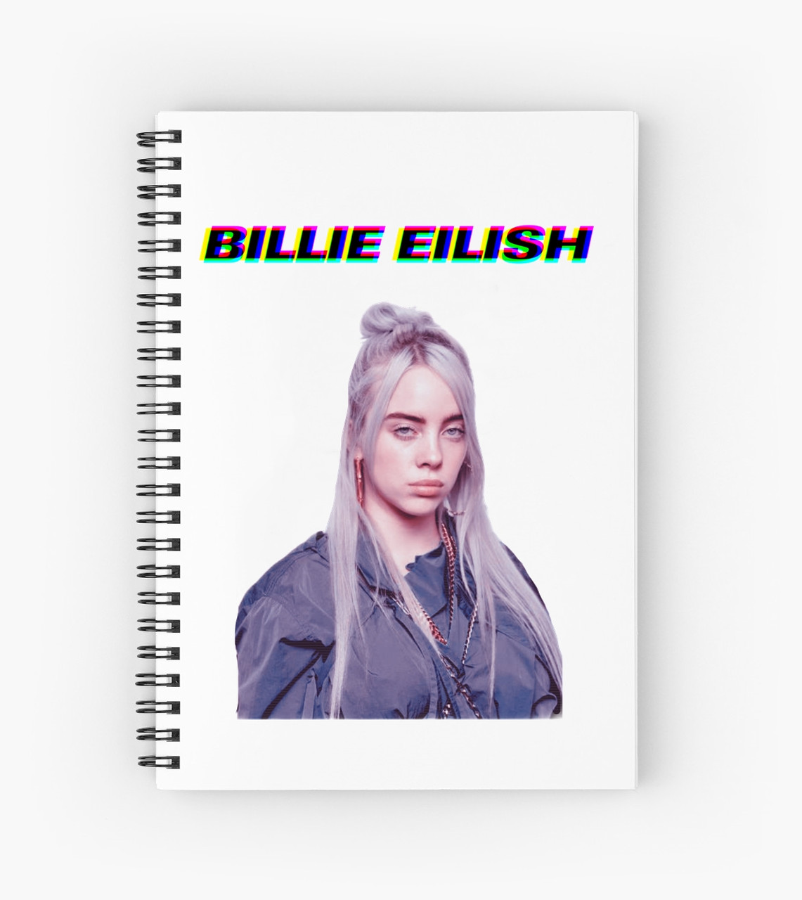 Блокнот Billie Eilish 10