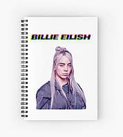 Блокнот Billie Eilish 10