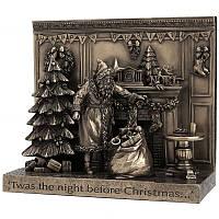 Эксклюзив! Коллекционная статуэтка Veronese Ночь перед Рождеством GN09552A1