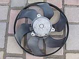 Вентилятор основного радиатора для Renault Clio 3 Modus, фото 2