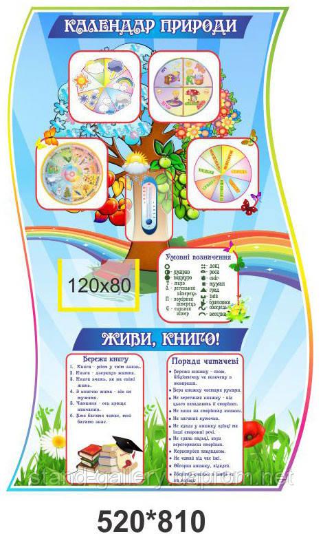 календарь природы для младших классов