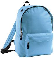 Рюкзак SOL'S RIDER голубой , рюкзаки молодежные