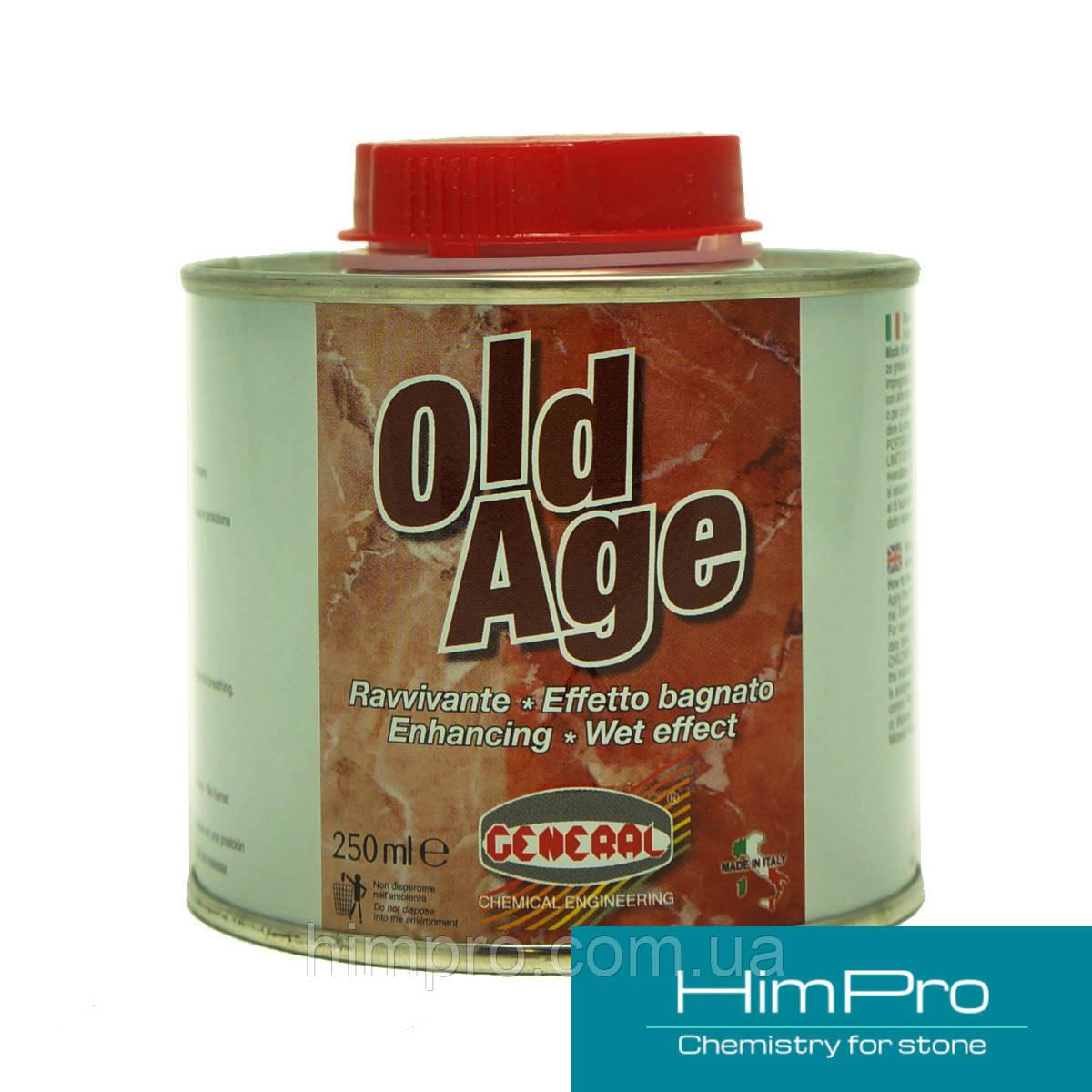 OLD AGE 0,25L General защита для мрамора и гранита мокрый эффект