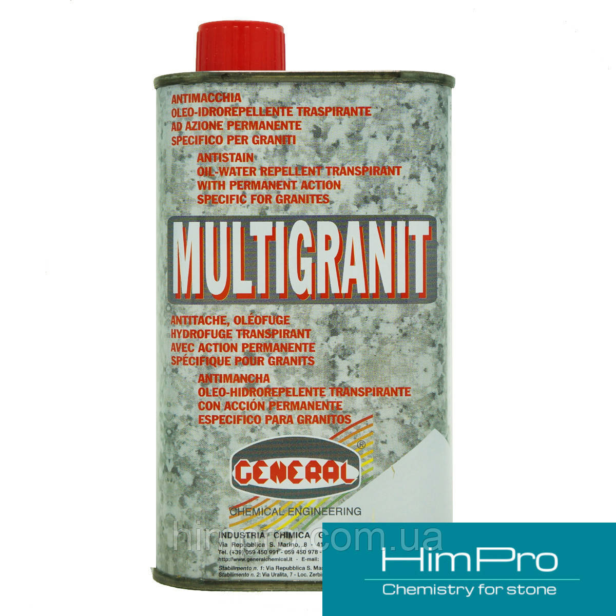 MULTIGRANIT 0.5L General пропитка для гранита