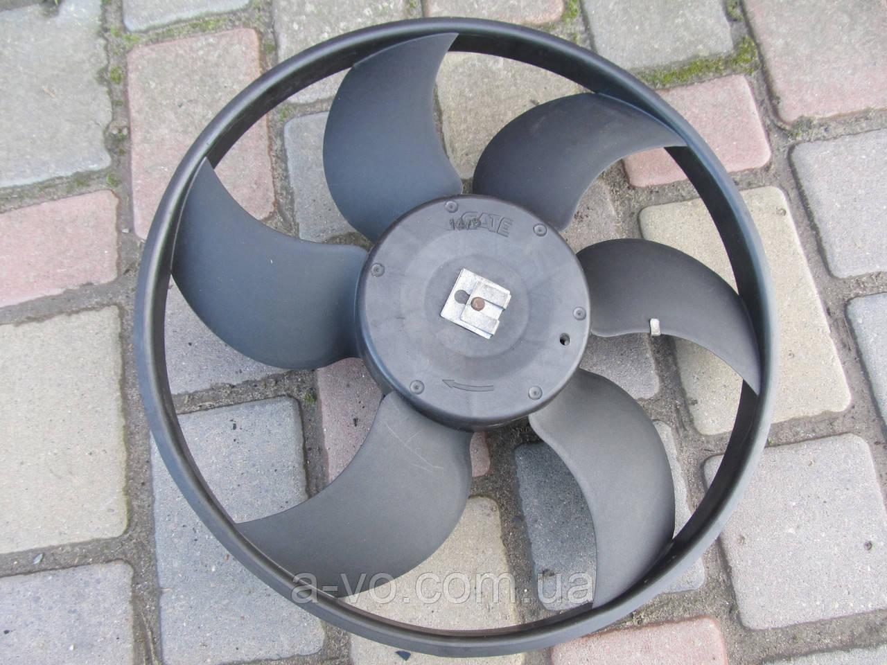 Вентилятор основного радиатора для Renault Kangoo 1 Clio 2, 3F081504, 500.0039, 5000039
