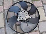 Вентилятор основного радиатора для Renault Kangoo 1 Clio 2, 3F081504, 500.0039, 5000039, фото 2