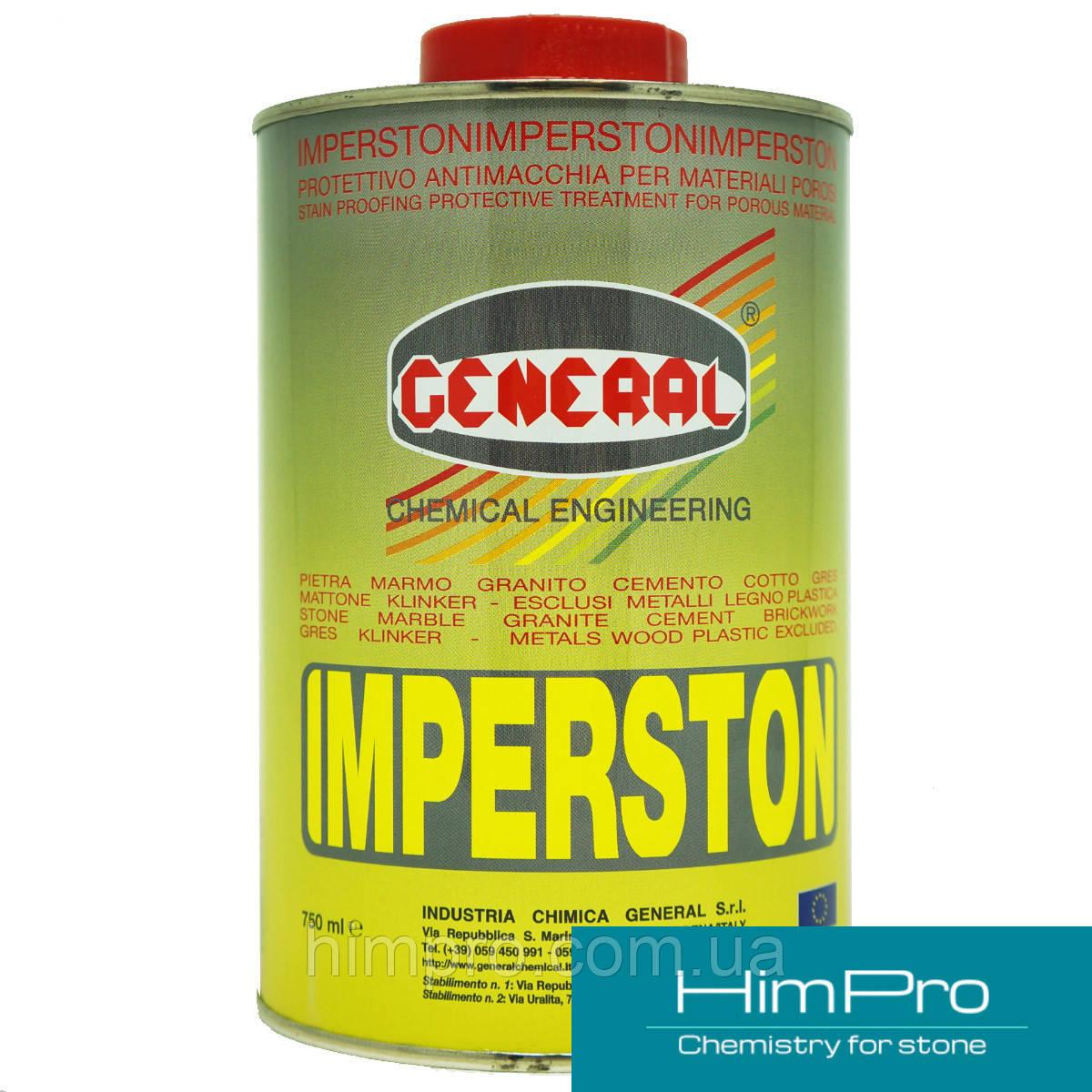 IMPERSTON 0.75L General каменная пропитка для мрамора, гранита