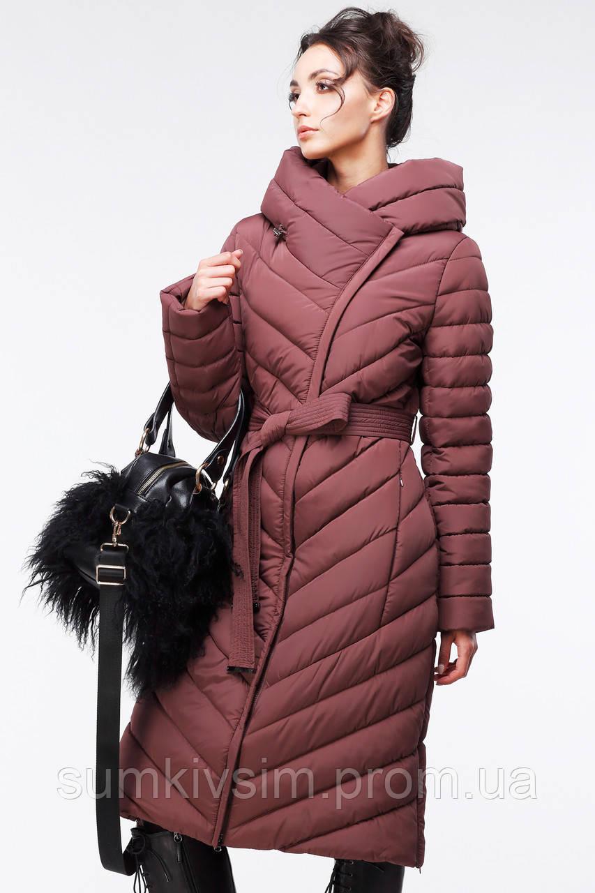 Пальто Фелиция - Кофейный №519