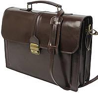 Портфель деловой из кожи TOMSKOR 81580, фото 1