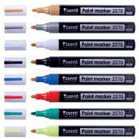 Маркер Paint 2570-A, 2,4-2,8 мм круглий